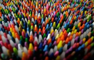 random-crayons