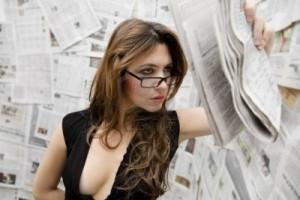 femme-journaliste
