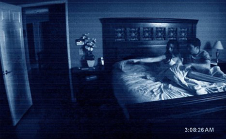 paranormal activity chi e il demone