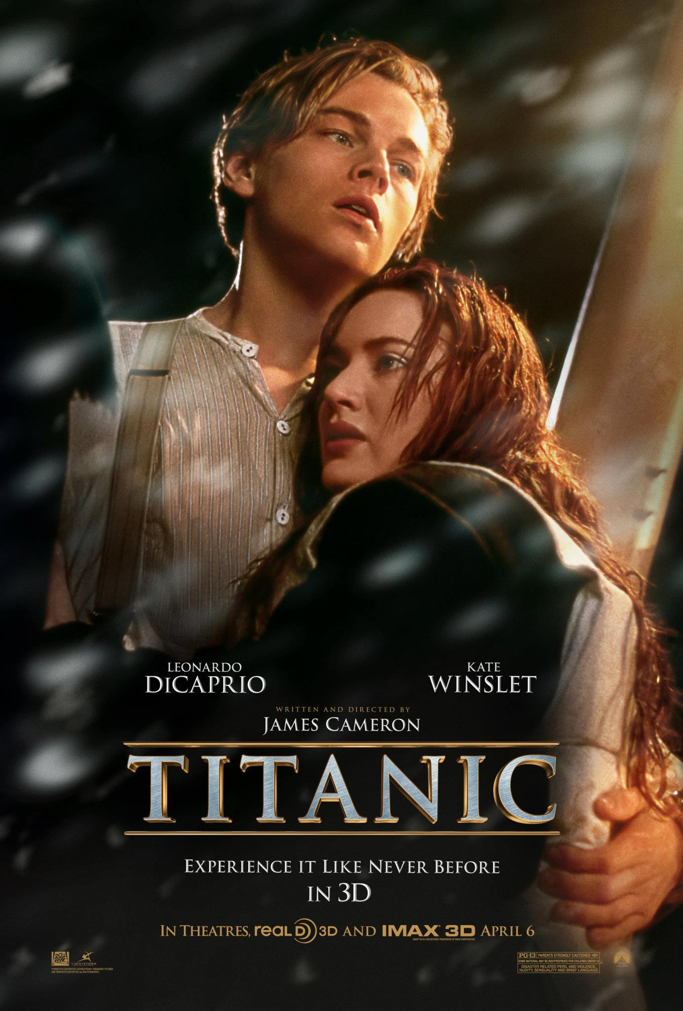 [Multi] TITANIC 1997 3D [FRENCH] [Bluray 3D 1080P]
