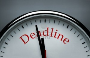 deadline-clock