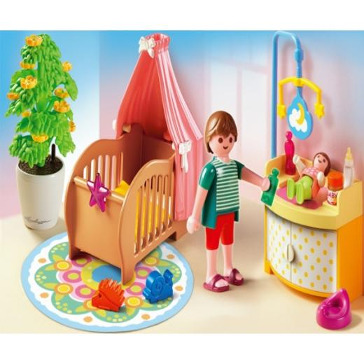 playmobil- nursery