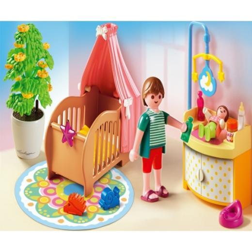 playmobil- nursery