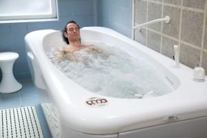 bain-massant