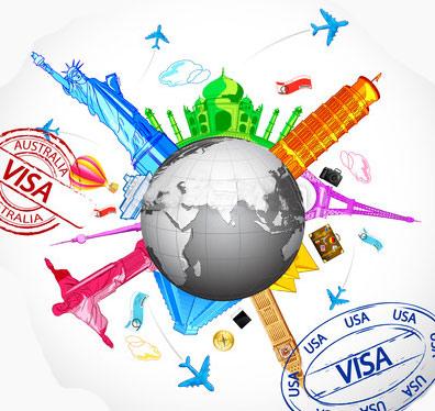 Tour du monde les vingtenaires for Decoration voyage autour du monde
