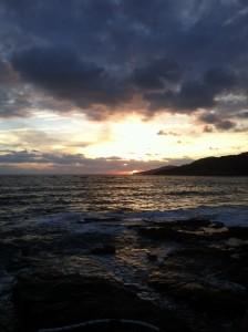 sunset-corsica