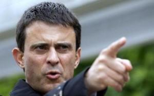politique de gauche... pas avec Valls