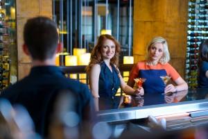 Tentative de séduction dans un bar