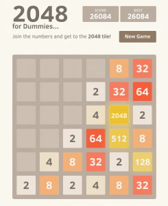 2048-for-dummies