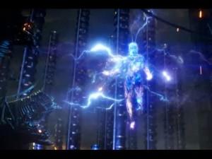 electro-spider-man