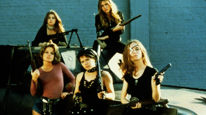 gang-femmes