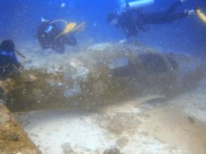 Plongée épave philippines