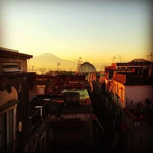 Naples-terrasse