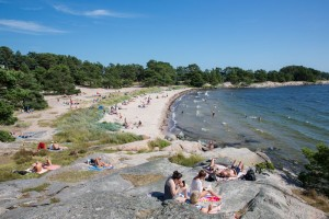 Sandhamn-Beach