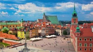 Alors que Varsovie vu comme ça, ça donne carrément plus envie