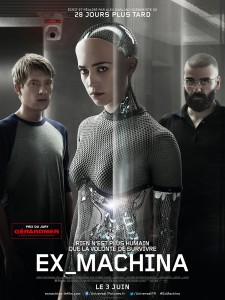 Ex machina affiche