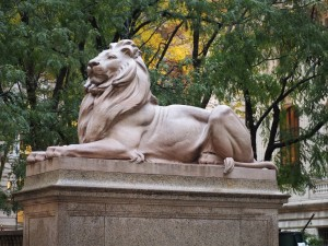 lion-new-york-libraty