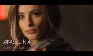 Angelina dans Résiste comédie musicale