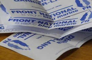 Bulletin FN aux élections régionales