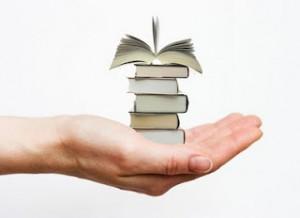 Petits livres qui tiennent dans la main