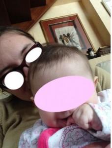 Je fais juste des selfies avec ma nièce d'amour