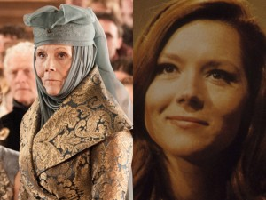 Diana-Rigg-de-Chapeau-Melon-et-bottes-de-cuir-a-Game-of-Thrones