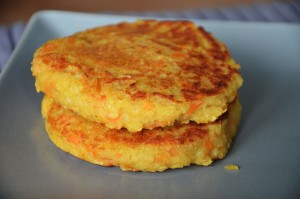 Steack végétarien aux lentilles corail par Liv and cook, j'ai très envie d'essayer (clic sur l'image pour la découvrir)