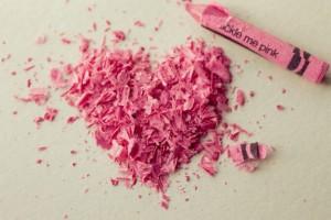 coeur-rose