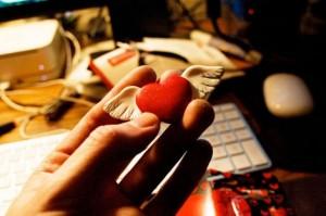 L'amour sur les réseaux sociaux