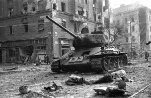 BUDApest-insurrection-1956