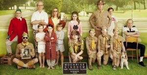 Le casting de Moonrise Kingdom