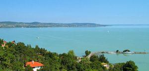 Et voici donc le fameux lac Balaton