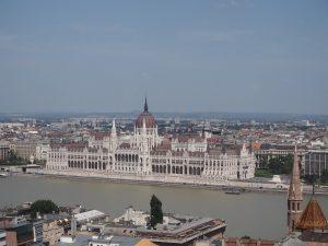 budapest-parlement