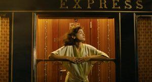 Train de nuit dans le film Chanel avec Audrey Tautou