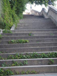 escaliers-budapest