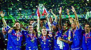 Equipe de France de foot Euro 2000
