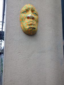 Street art Gregos Paris