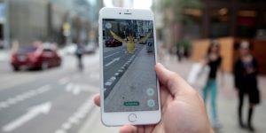 pokemon go réalité augmentée chasser dans la rue