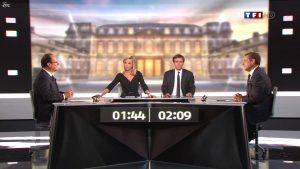 le débat télévisé de la présidentielle