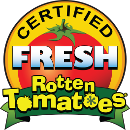 Certified fresh rotten tomatoes