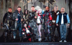 Suicide Squad l'équipe des méchants, blockbusters DC Comic