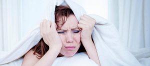 femme réveil mauvaise humeur