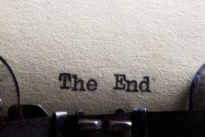 Finir un livre