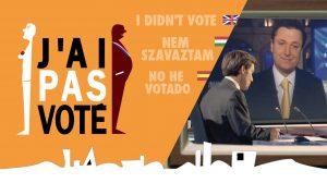 Image d'illustration du documentaire J'ai pas voté, clic si vous souhaitez regarder