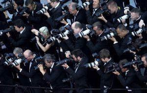 Un milieu très mixte, en effet... Jeu : sauras-tu trouver la seule femme de la photo ?