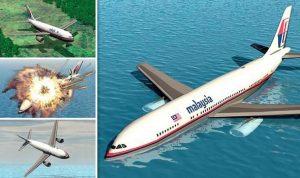Les différents scenarii du crash du MH370