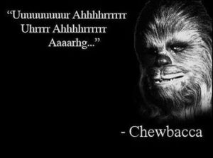 carton citation chewbacca