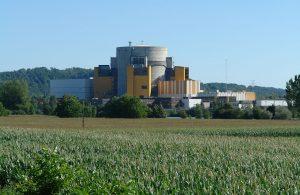 La centrale nucléaire de Creys-Malville, Superphénix