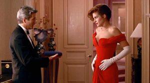 pretty woman, l'histoire d'amour entre un mec riche et une prostituée