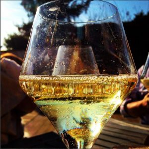 coupe de champagne, célébration, se pacser